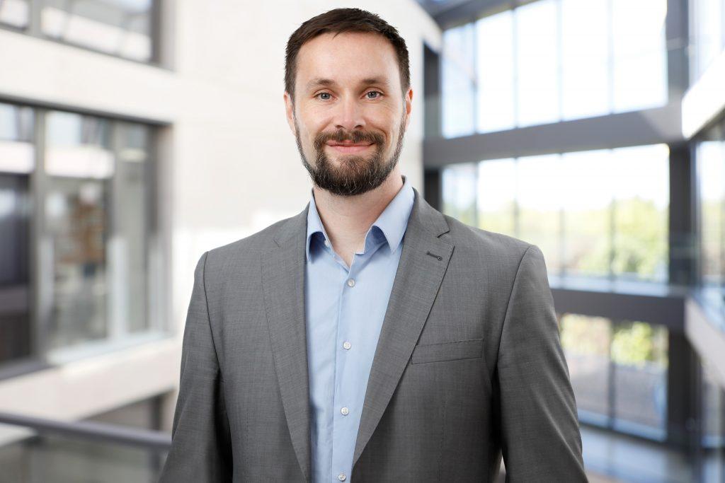 Patrick Schroeder –Journalist und PR-Berater