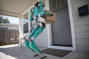 Humanoider Roboter Digit